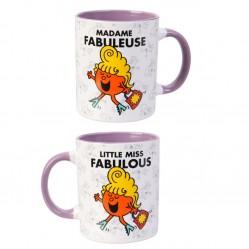 Mug tasse Monsieur Madame: Madame Fabuleuse  (2579)