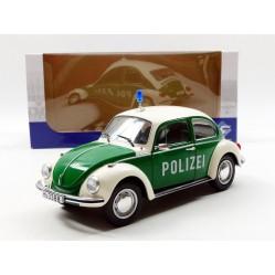 Solido- Volkswagen Beetle 1303 Polizei-1974 coccinelle  Echelle 1/18 (2588)