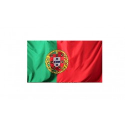 Drapeau du Portugal 90 cm par 150 cm (2542)