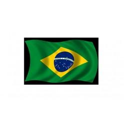Drapeau Brésil 90 cm par 150 cm (2545)
