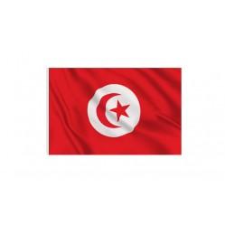 Drapeau de la Tunisie 90 cm par 150 cm (2546)