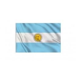 Drapeau De L'Argentine 90 cm par 150 cm (2547)