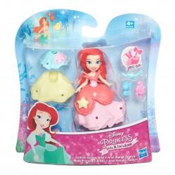 Figurine Mini Princesses Poupée Arielle et accessoires (2628)