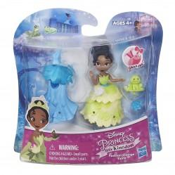 Figurine Mini Princesses Poupée Tiana et accessoires (2629)
