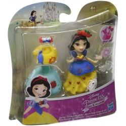 Figurine Mini Princesses Poupée Blanche Neige et accessoires (2630)