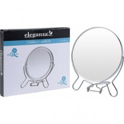 Miroir compact double face...
