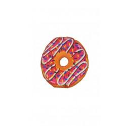 Très jolie peluche donuts 20 cm (2523) (rouge)