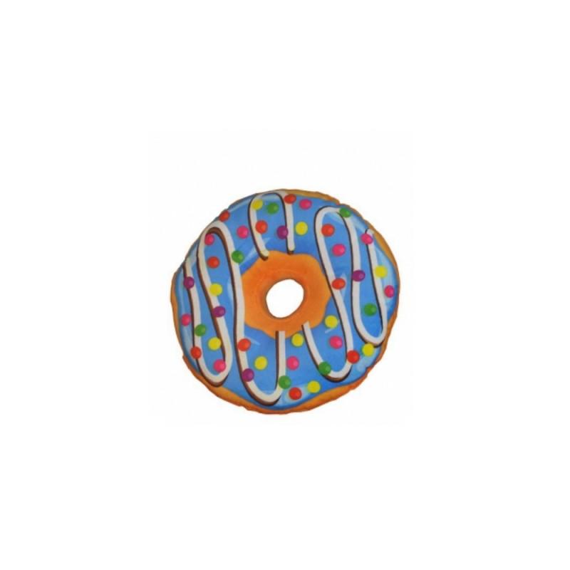 Sandy Très Jolie Peluche Donuts 20 cm (2523) (Bleu)