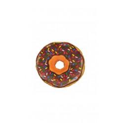 Très jolie peluche donuts 20 cm (2523) (marron)