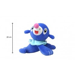Peluche Otaquin (Popplio Robball) des Pokémon 20 cm (2664)