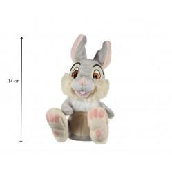 Peluche Pan Pan de disney , le lapin ami de Bambi14 cm (2666)