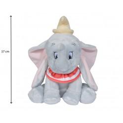 Peluche Dumbo l'éléphant de disney 17 cm (2667)