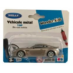 Welly - Voiture Miniature en métal 1/60 Aston Martin V12 Vantage (2675)