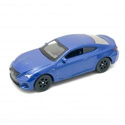 Welly - Voiture Miniature en métal 1/60 Lexus RC (2679)
