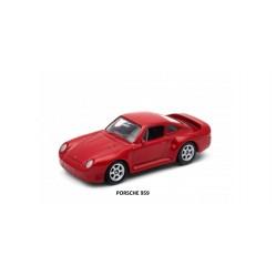 Welly - Voiture Miniature en métal 1/60 Porsche 959 (2683)
