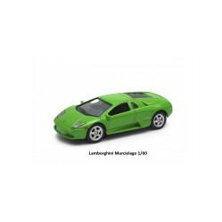 Welly - Voiture Miniature en métal 1/60 Lamborghini Murcielago (2684)