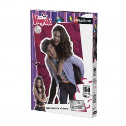 Nathan - 86810 - Puzzle - Daisy Et Max Chica Vampiro - 150 Pièces  (2685)