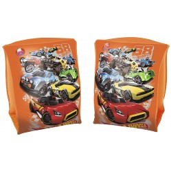 Brassards de bain gonflable - Hot Wheels 3/6 ans (2699)