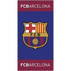 Drap - serviette de plage 75x150 cm FC Barcelone (2772)
