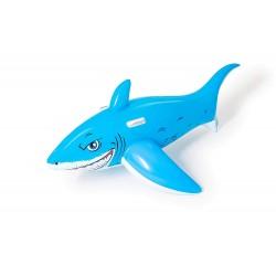 WDK Partner - Bouée Gonflable - Requin Chevauchable - 183 X 102 Cm (2804)