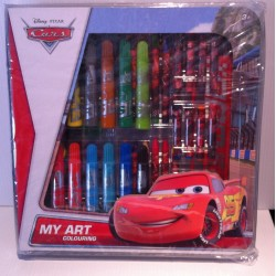 Coffret coloriage Cars de disney (1235)