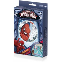 Bestway Ballon de Plage Gonflable environ 51 cm spiderman (2825)