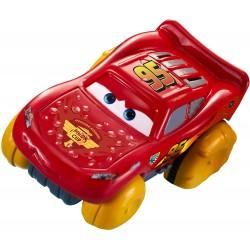 Mattel – Disney Pixar Cars – Hydro Wheels – Flash McQueen – Véhicule Nageur 8 cm (2844)