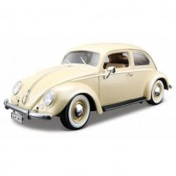 Burago VKW beetle de 1955 echelle 1/18 Voiture Miniature de Collection (2853)