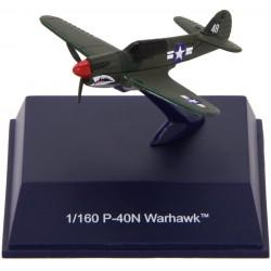 Avion de guerre miniature 1/160 P-40N Warhawk (2854)