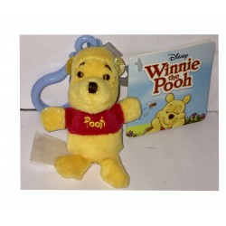 Porte clé peluche Winnie l'ourson 8 cm (2869)