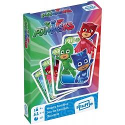 Shuffle - jeu de carte famille- Pjmasks (2880)