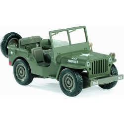 New Ray - 1/32 - Véhicule Miniature - Voiture - Jeep Willis (2888)