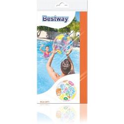 Bestway - Jeu de Plein Air - Ballon de plage gonflable 51cm (2889)