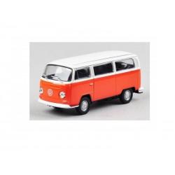 Welly  Véhicule miniature metal  Volkswagen T2 Bus de 1972 1/36 (2893)