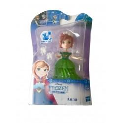 Figurine Mini Anna de la reine des neiges et accessoires (2930)