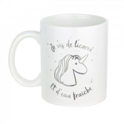 Mug tasse licorne 350 ml (2952)