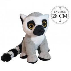Sandy: Peluche lémurien 28 cm (2962)