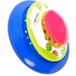 WDK- Jeu de Plein Air - Frisbee amovible (2972)