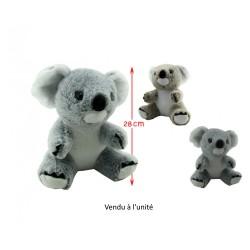 Peluche koala tout doux 28 cm (2990)
