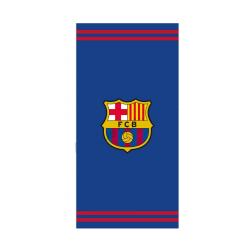 Drap - serviette de plage 75x150 cm FC Barcelone (3000)
