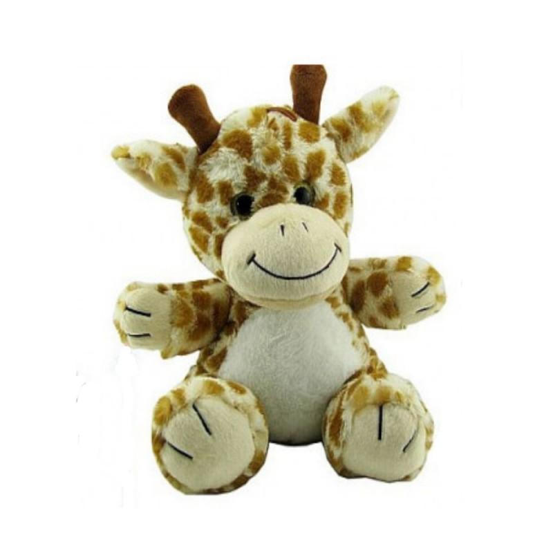 Peluche Girafe tout doux 28 cm de haut environ (3013)