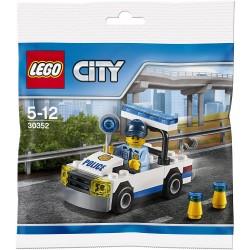 Lego City 30352 Jeux de construction-Voiture de Police (3039)