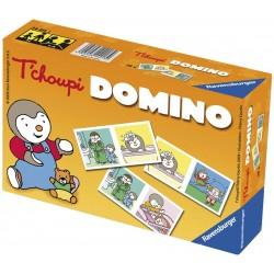 T'CHOUPI Domino - Jeu éducatif classique - Ravensburger-Dès 3 ans  (3066)