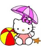 Jeux de plage Hello Kitty