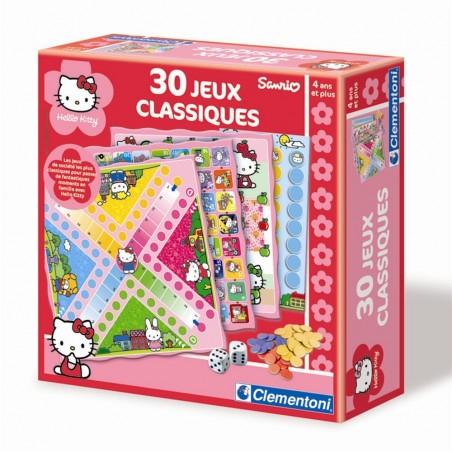 Les jeux Hello Kitty