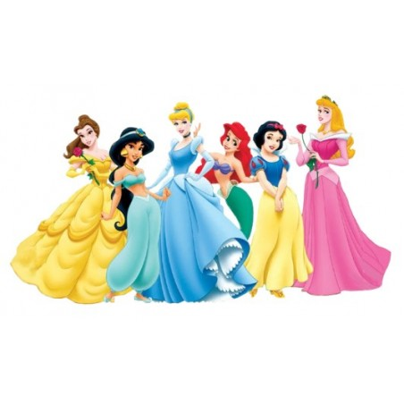 Les Princesses Disney