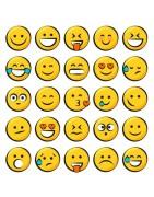 smiley émoticones, imoji