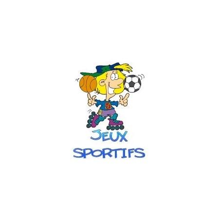 Les jeux sportifs