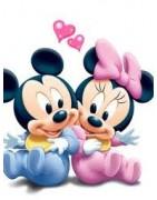 Mickey Minnie et leurs amis